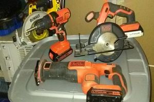 Black decker set for Sale in Winchester, KY