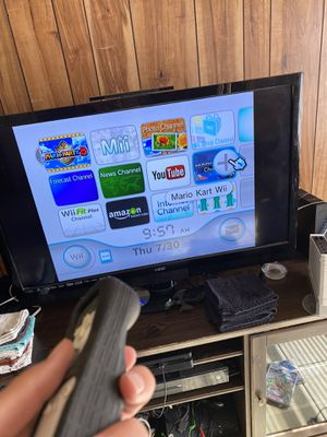 Wii and 14 games for Sale in Tyler, TX