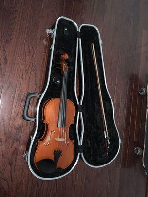 Bellafina Domenico ML-30 4x4 violin (with bow,shoulder rest ,rosin ,case ,and shoulder strap for case) for Sale in Woodbridge, VA
