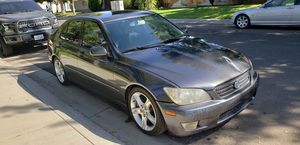 2004 lexus is300 for Sale in Modesto, CA