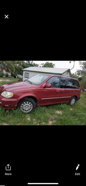 2003 kia sedona for Sale in Lake Wales, FL