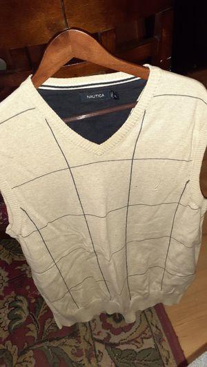 Mens Nautica Sweater Vest Size XL for Sale in Washington, DC