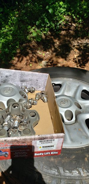 Tires and wheels for Sale in Warrenton, VA