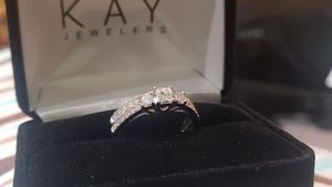 ***Stunning Engagement Ring with wedding band for Sale in Long Beach, CA