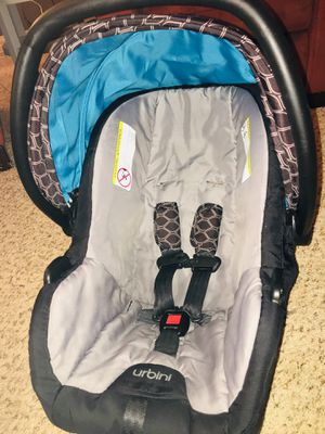 Urbani Infant Car Seat for Sale in Tulsa, OK