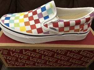 VANS shoe brand new classic slip on for Sale in Hayward, CA