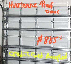 Garage doors repairs and intall for Sale in Opa-locka, FL