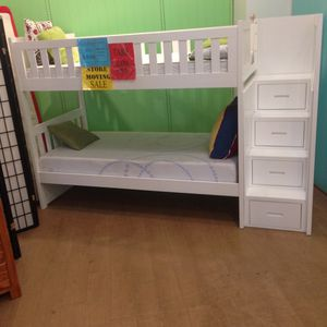 Stairway bunk bed for Sale in Scottsdale, AZ