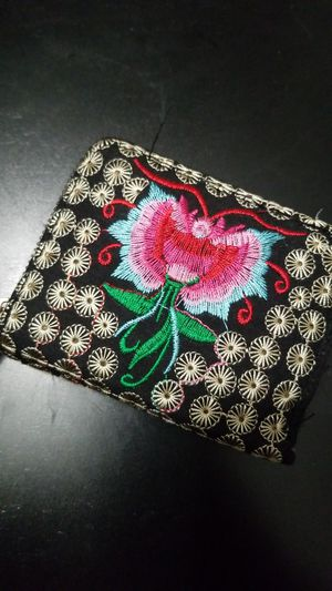 Embrioded Mexican Mini Wallet 1 for Sale in Fresno, CA