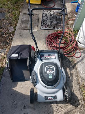 Task Force electric lawn mower for Sale in Plant City, FL