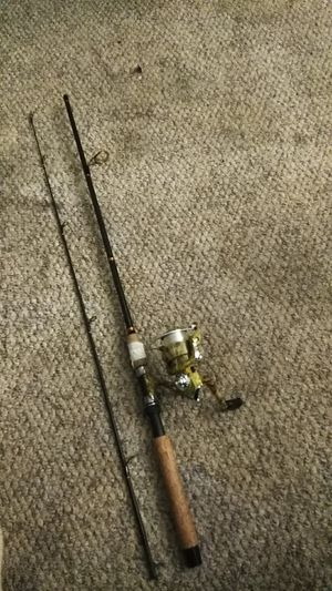 Mazueo mtz602ms fishing rod for Sale in Brentwood, NY