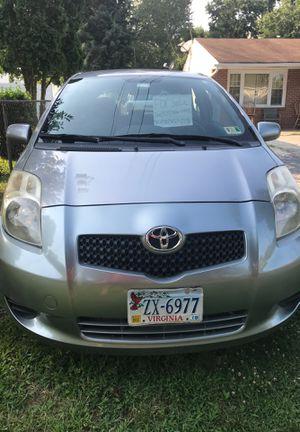 for sale Toyota yaris 2007 2 door for Sale in Alexandria, VA