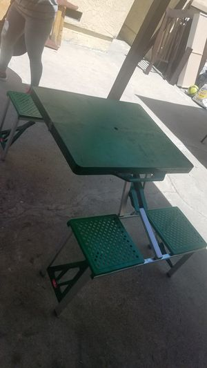 Portable picnic table for Sale in Whittier, CA