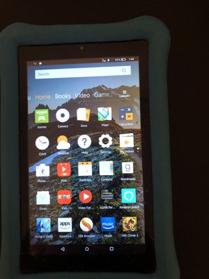 Amazon Fire Tablet for Sale in Lewisville, TX