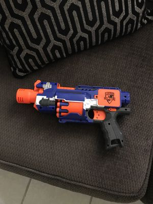 Nerf gun motorized for Sale in Houston, TX