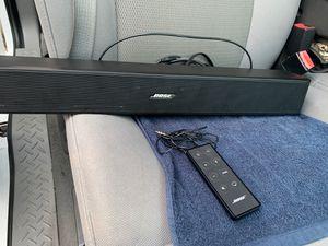 Bose tv speaker for Sale in Houston, TX