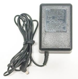 AC Adapter For Boss Roland ACI-120C ACI120 ACI-120 Charger Power Supply Cord PSU for Sale in Vancouver, WA