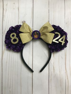 Kobe Minnie Mouse ears for Sale in Garden Grove, CA