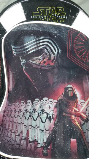 Backpack Star Wars for Sale in Plano, TX