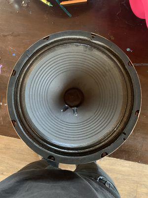 Sheffield guitar amp speaker for Sale in Homeland, CA