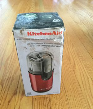 Kitchen aid blade coffee grinder for Sale in Bailey's Crossroads, VA