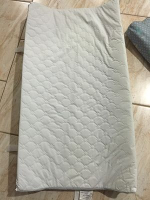 Changing table pad for Sale in Dearborn, MI