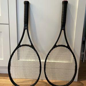 Wilson Pro Staff RF97 Tennis Rackets for Sale in Tacoma, WA