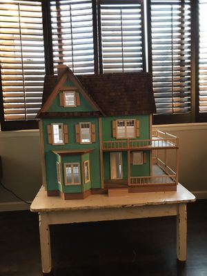 Miniature Doll House for Sale in Broken Arrow, OK