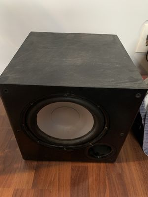 Polk Audio PSW108 Subwoofer for Sale in Long Beach, CA