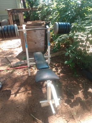 Weight Bench Competitor 330 for Sale in Greenville, SC
