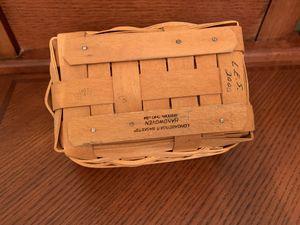 Longaberger basket for Sale in Sherwood, OR
