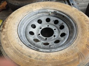 Trailer wheels n tires for Sale in Los Angeles, CA