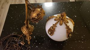 Vintage hanging sconce lamp for Sale in Boca Raton, FL