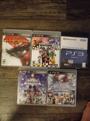 PS3 games for Sale in Winter Park, FL