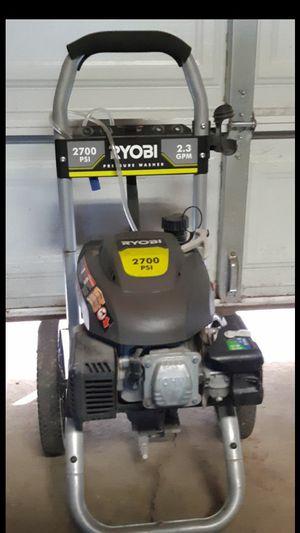 RYOBI pressure washer 2700psi for Sale in Pico Rivera, CA