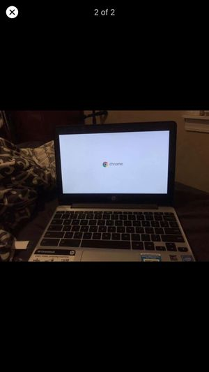 Touchscreen Hp Chromebook for Sale in Detroit, MI