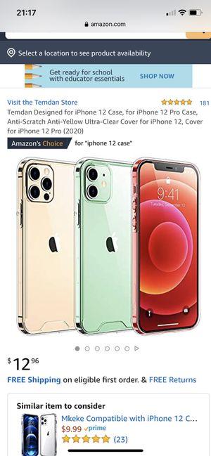 iphone 12 case for Sale in El Monte, CA