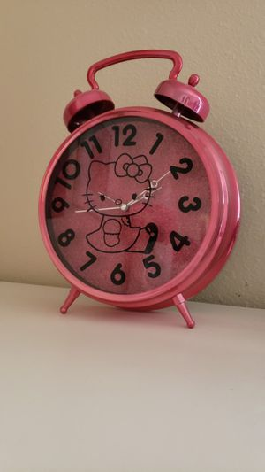 Hello Kitty Clock for Sale in Vancouver, WA