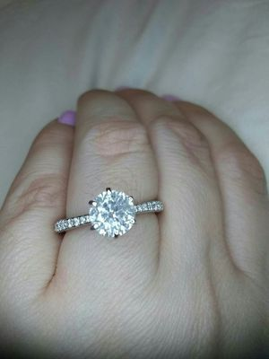 1.50 carat diamond engagement ring for Sale in Atlanta, GA