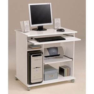 White Peps Desk Perfect Home Office Furniture for Sale in Los Angeles, CA