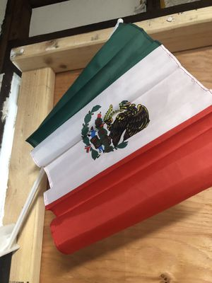 Mexico 🇲🇽 car flag $5 each for Sale in Lakewood, CA