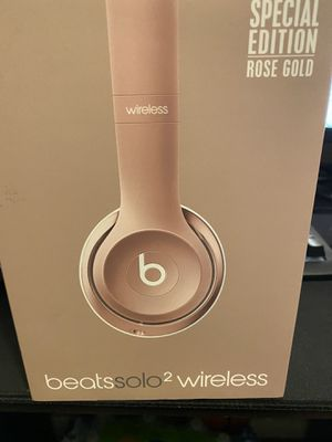 Beats Wireless Solo2 for Sale in Austin, TX