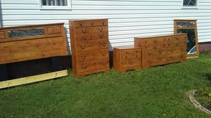 New wooden bedroom set for Sale in Beckley, WV