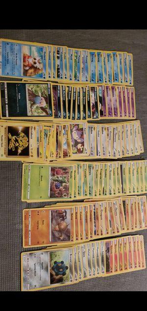 100 pokemon cards for Sale in Glendale, AZ