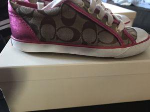 Women's coach shoes for Sale in Grand Rapids, MI