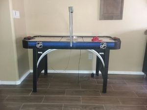 Like New Air hockey table for Sale in Youngtown, AZ