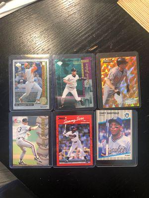 Baseball trading cards for Sale in Orlando, FL