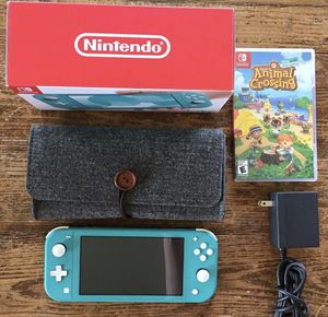 Nintendo Switch Animal Crossing Bundle for Sale in Oceanside, NY
