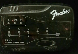 Fender Guitar Tuner for Sale in Gainesville, VA