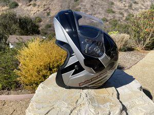 HARLEY DAVIDSON modular flip up MOTORCYCLE HELMET (medium). (Shoei arai bell agv neotec 2) for Sale in Rolling Hills, CA